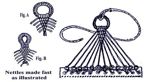 Hammock Clew royal navy hammock clew