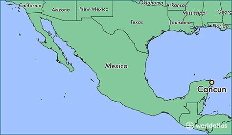 map of cancun mexico where is cancun mexico cancun quintana roo map