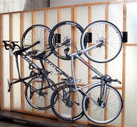 creative bike storage bespoke indoor bike storage for smaller spaces grindtv com