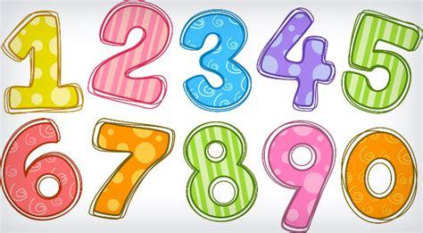 imagenes infantiles numeros aprender los n 250 meros como ense 241 ar a los ni 241 os a aprender
