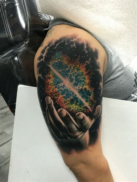 nebula tattoo 1000 ideas about nebula on galaxy