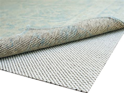 rubber rug pad lock rubber rug pads by rugpadusa