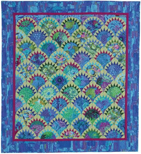 Clamshell Quilt Pattern by 17 Best Images About Clamshell Pickle Dish Quilt Designs