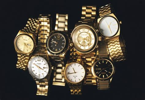 the best gold watches 500 photos gq