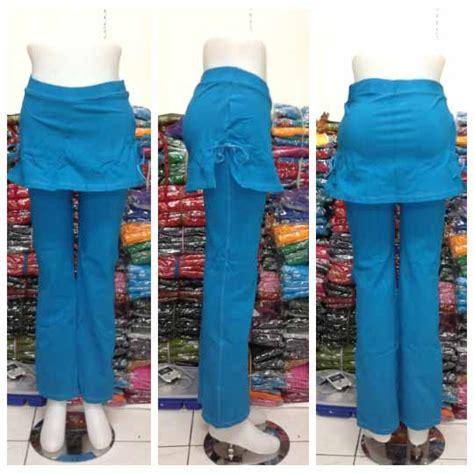 Baju Senam Muslim Celana Rok celana senam rok baju senam murah grosir dan eceran page 2