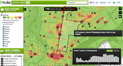 san jose crime map trulia trulia crime maps service tracks neighborhood statistics