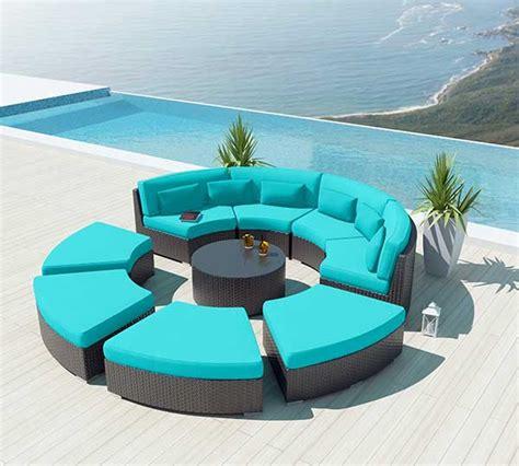 turquoise patio furniture turquoise patio furniture