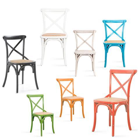 sedie legno vintage sedie in legno colorato effetto invecchiato arredamento