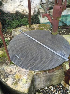 Grille De Protection Pour Puits grille de protection d un puits technicoupe plus