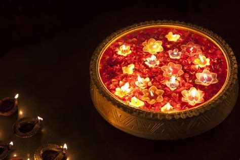 Lights Decoration Ideas for diwali   Greetings Wishes and more