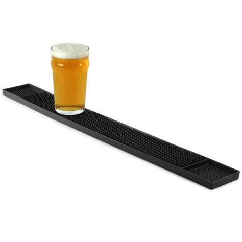 rubber bar mat black 68 x 8cm bar mats bar runners buy