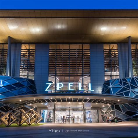 zpell at future park rangsit with light
