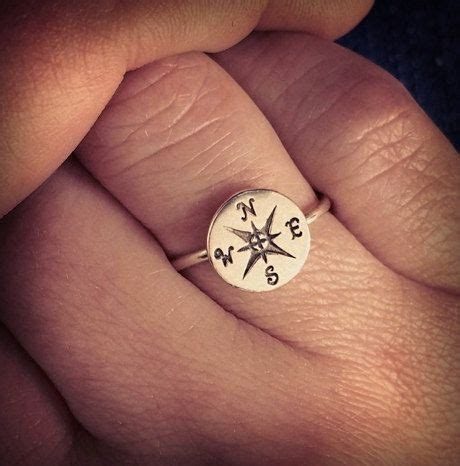 rose ring tattoo 25 best compass ideas on compass