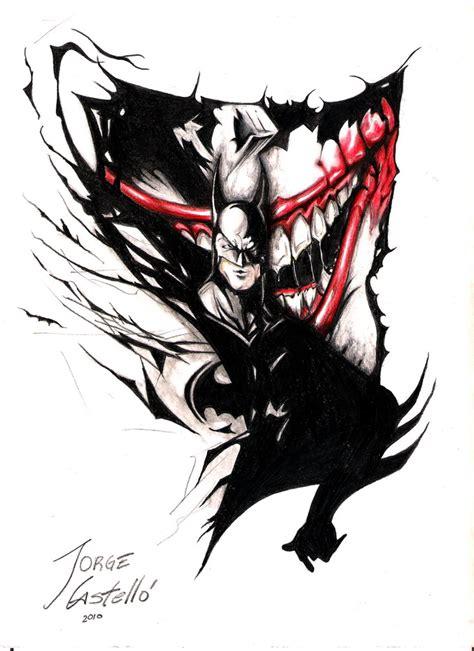 imagenes batman y joker una peque 241 a parte de mis dibujos