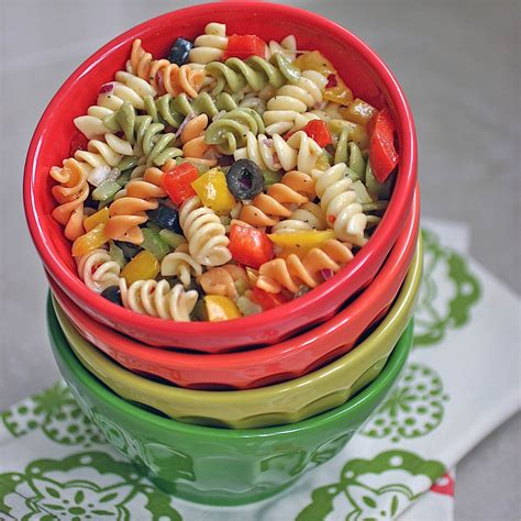 classic pasta salad classic pasta salad deliciously declassified