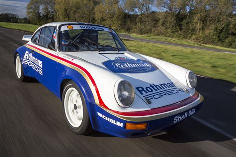 porsche rothmans porsche 911 sc rs king of the stage total 911