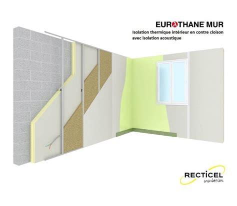 plaques de polyurethane pu pour isolation des murs au