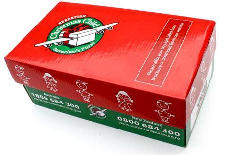 shoebox for christmas operation christmas child