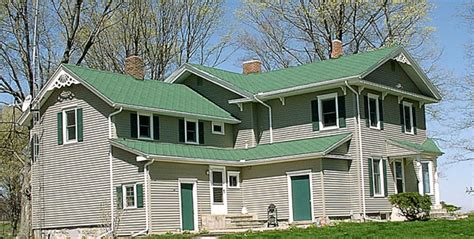 loc green roofing shingle residential project in battle creek michigan residential
