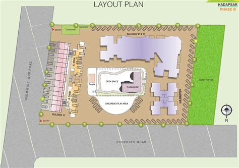 layout plan of surya nagar phase 2 1112 sq ft 2 bhk 2t apartment for sale in harshad ashok