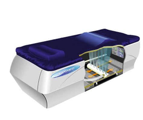 hydromassage table