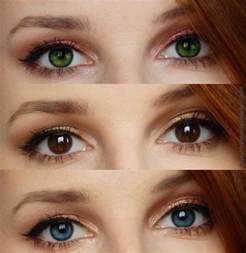 eye color adding color to basic eye makeup for different eye colors