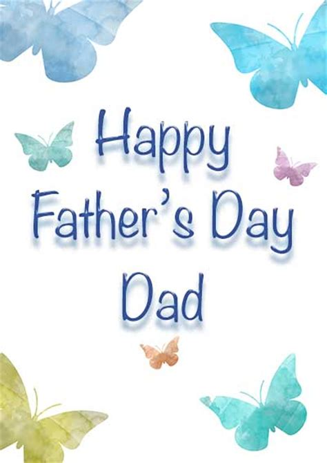 Fathers Day Gift Card - free printable fathers day cards happy fathers day quotes