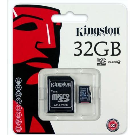 Micro Sd 32gb Procore 4 tarjeta de memoria micro sd de 32 gb kingston sdc4 32gb clase 4