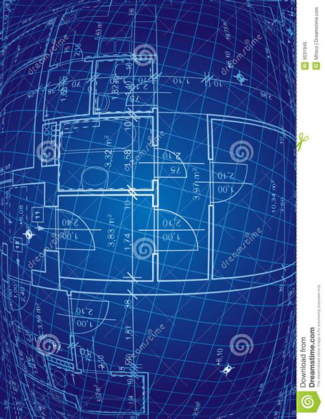 free blueprint blueprint vector royalty free stock photo image 9031945
