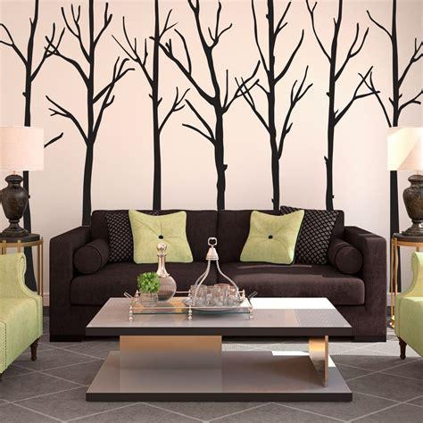living room wall decor  retro vintage  art ideas