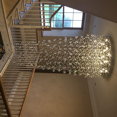 stairwell chandelier stairwell chandelier 018 lightstyle interiors