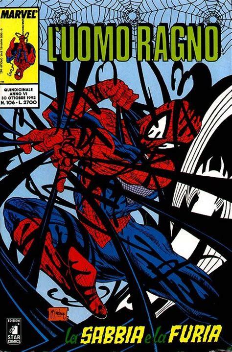 l uomo ragno testo comics uomo ragno 106 l uomo ragno 106