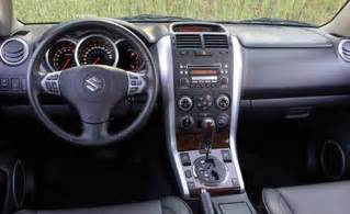 Suzuki Grand Vitara Interior Car And Driver