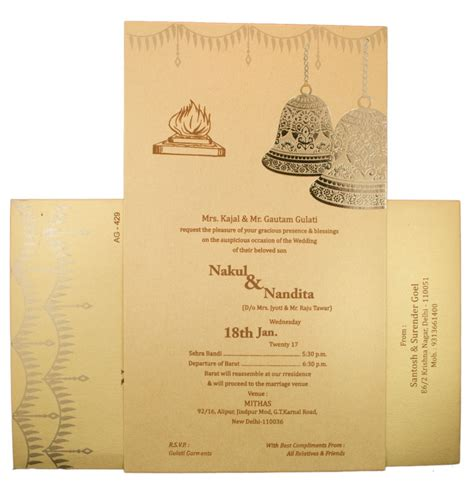 indian wedding invitation card design in malaysia indian wedding cards design bells various invitation