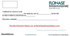 pics for gt doctors sick note for work