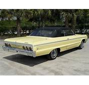 Buy New 1964 Chevrolet Impala Supersport Convertible In