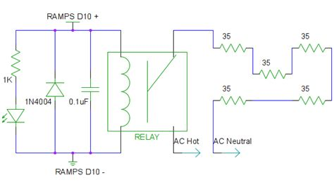 flyback diode capacitor flyback diode ac relay 28 images why don t relays incorporate flyback diodes electrical