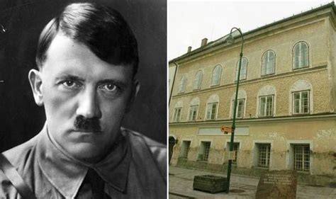 hitler born town house where hitler was born sparks huge row world news