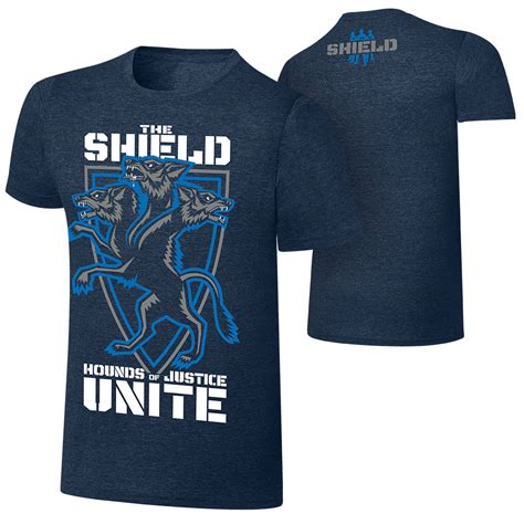 T Shirt The the shield quot cerberus quot special edition t shirt us