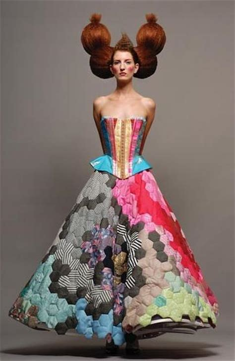 Patchwork Fashion Designers - viewpoints 9 everything is new again