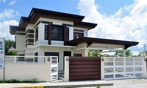 myanmar home design modern modern house plans two storey modern house