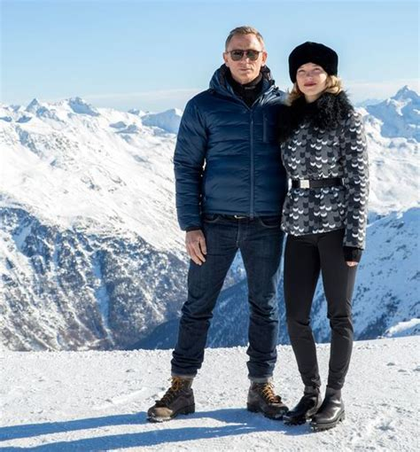 lea seydoux james bond sunglasses daniel craig and lea seydoux cosy up at spectre photocall