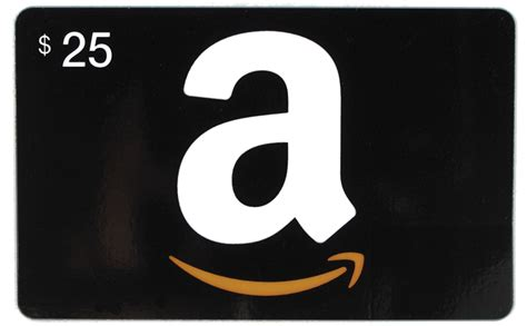 Amazon Gift Card Number - 25 amazon gift card