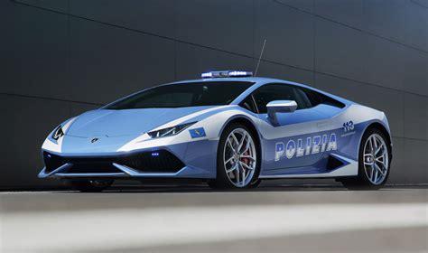 Lamborghini Pantera Lamborghini Hurac 225 N La Nuova Pantera Della Polizia Wired