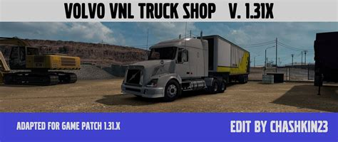 volvo truck shop volvo vnl truck shop upd 26 04 18 1 31 ats