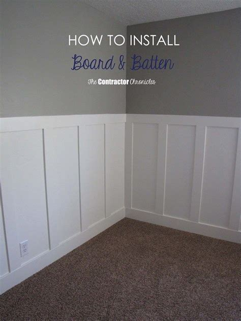 How To Put Up Wainscoting Panels Best 25 Bathroom Paneling Ideas On