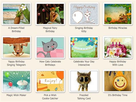 free card websites 6 popular free ecards greeting cards