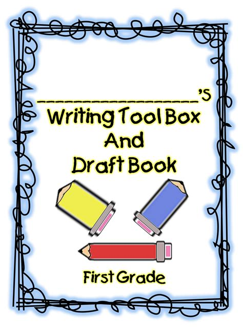 writing cover page grade wow writer s tool box