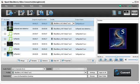 download mp3 video converter for blackberry download tipard blackberry video converter 6 1 50 incl