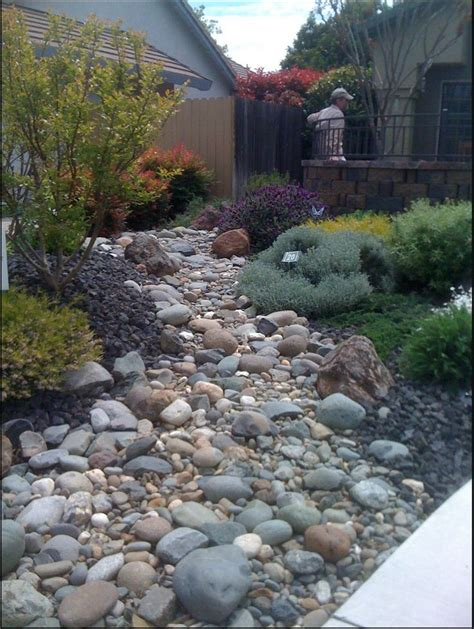 backyard dry river bed 347 best dry creek bed images on pinterest dry creek